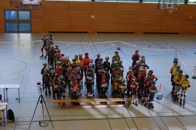 6. Hallenmeeting Eckernförde 08.08.2015
